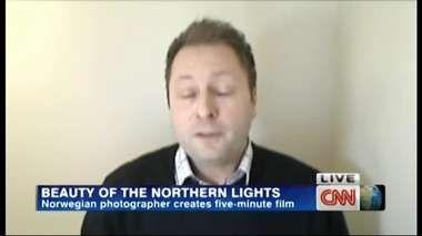 Se Ole C. Salomonsen på CNN! :-) Trykk på bildet for å se video!