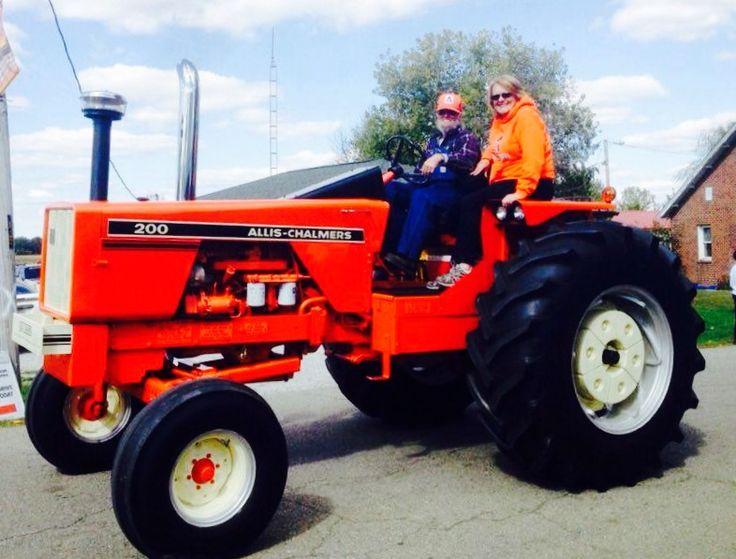 Allis Chalmers Tractor Clip Art : The best big tractors ideas on pinterest john deere
