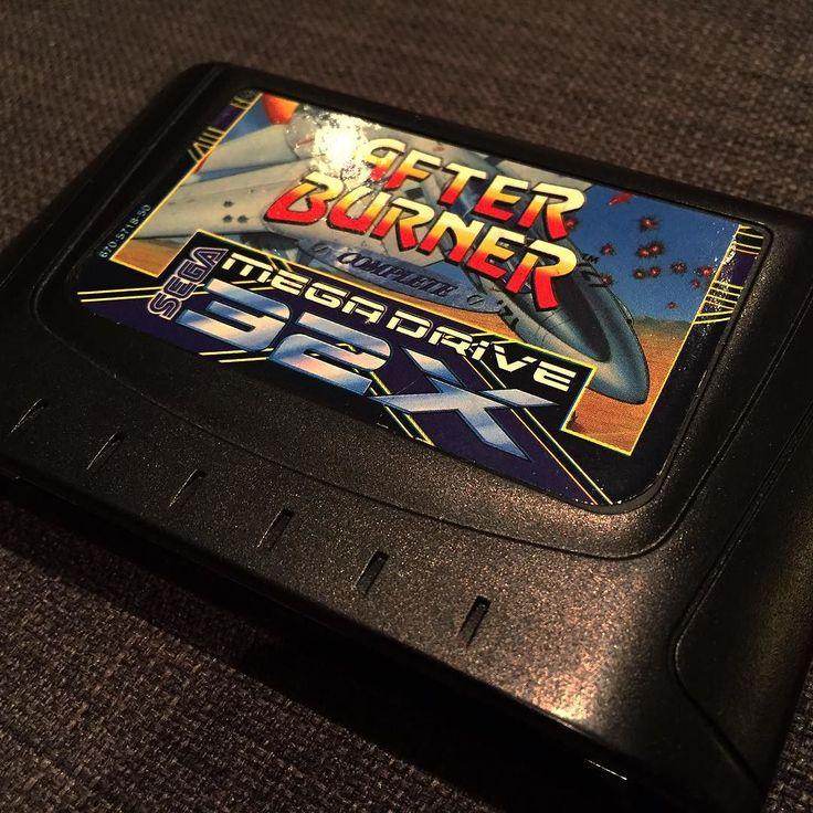 On instagram by cangcangcang #mastersystem #microhobbit (o) http://ift.tt/1kYLua4.. My first Sega 32x game #retro #gamer #megadrive  #sega #dreamcast #nintendo #game #gaming #genesis #90s #00s #videogames  #arcade #nintendoentertaintmentsystem #instagamer #playinggames #retroaddict #playstation #n64 #vintage #segasaturn #saturn #gamecube #gameboy #sonic