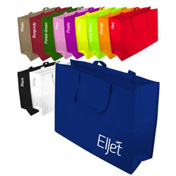 Large Non Woven Custom Tote Bags