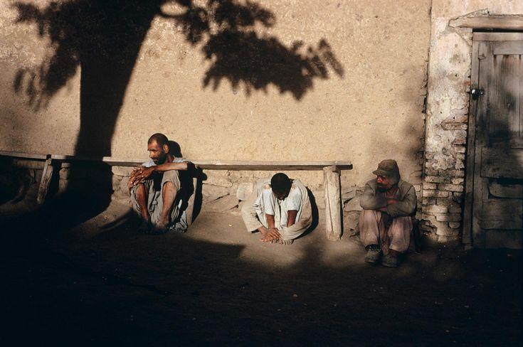 Silhouettes & Shadows   Steve McCurry