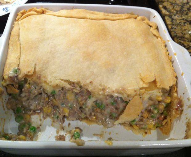 Super Easy Pot Pie Recipe! Absolutely delicious! Must try this one!