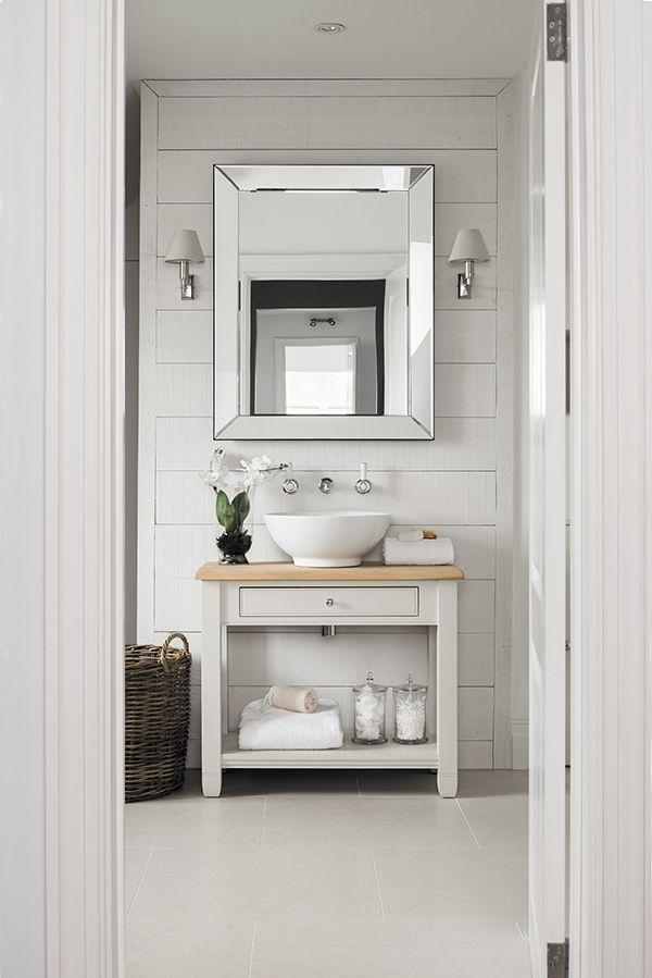 Chichester 850mm Countertop Washstand #neptune #bathroom #washstand www.neptune.com
