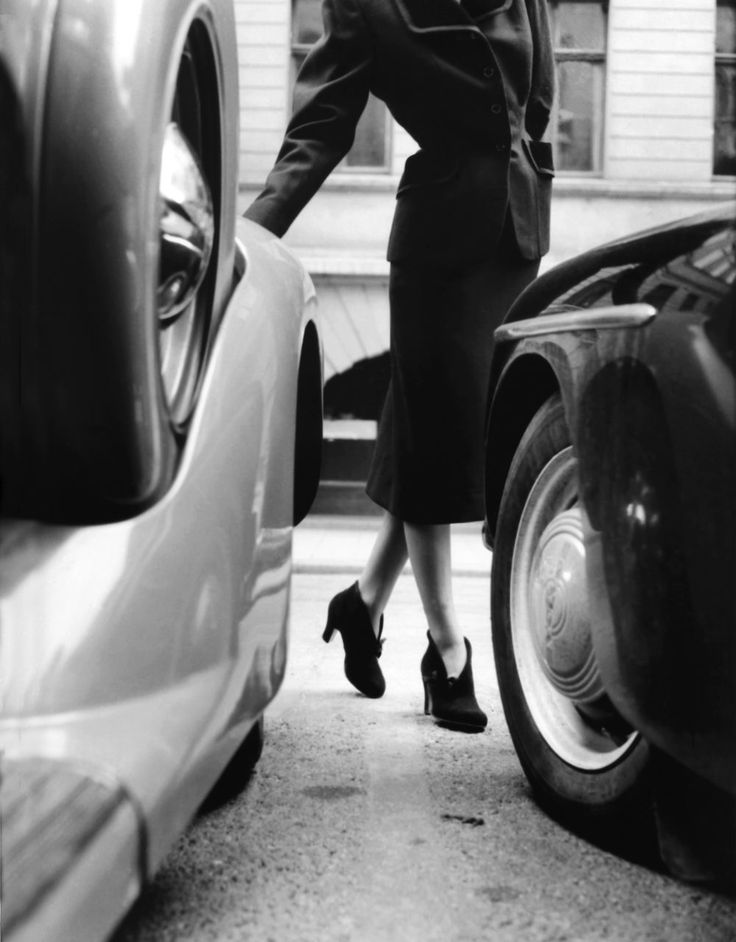 1950 shoe ad - Löfsko, Sweden - Photo: Kerstin Bernhard