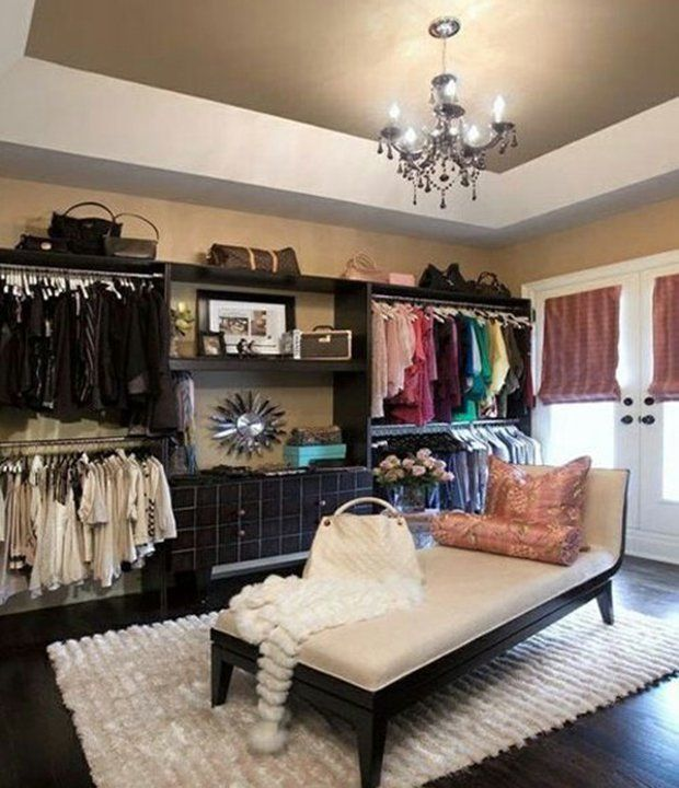 Turn A Bedroom Into A Closet: Real-Life Inspiration: Converting A Bedroom Into A