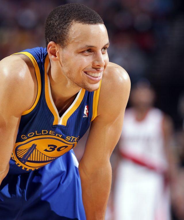 Golden State Warriors. Stephen Curry