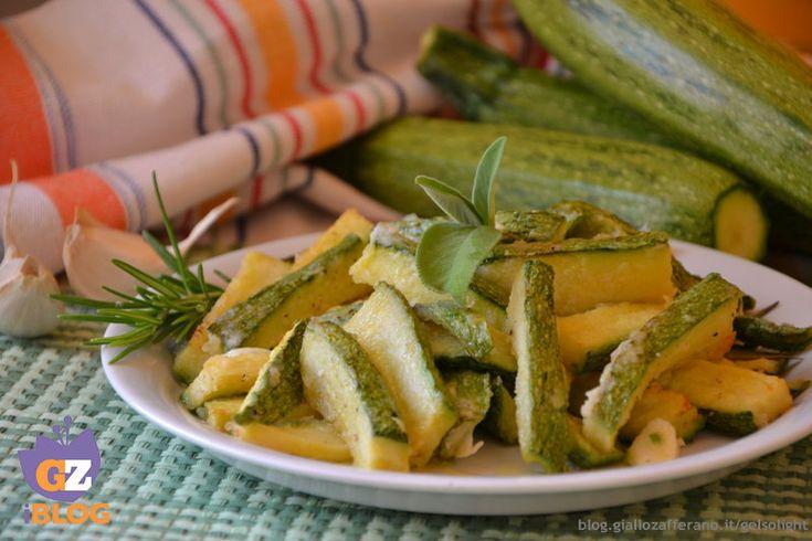 Zucchine in carpione, Cusot al brusch