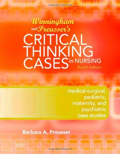 psychiatric case studies online Case studies with nursing care plans present individualized histories of patients with specific psychiatric disorders and include interventions with rationales and evaluation statements for each patient goal.