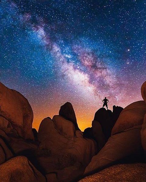 The Dream Photo   @neohumanity #JoshuaTree #NationalPark #California #Travel