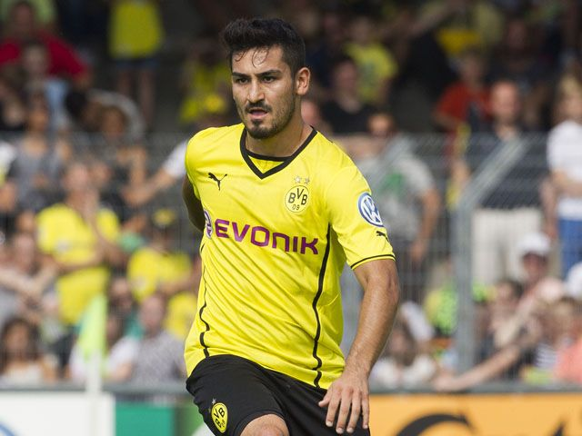 "Borussia Dortmund boss Thomas Tuchel ""not convinced"" by Ilkay Gundogan rumours"