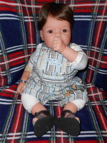 Lee Middleton Original Doll Signed by Reva 1997 #111997 ...