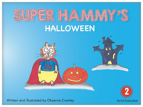 Come and see what happens at Halloween. A big surprise for Super Hammy!