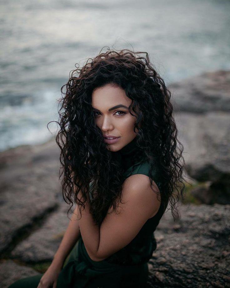 Gorgeous Female Portrait Photography by David Ludolf #art #photography #Portrait Photography