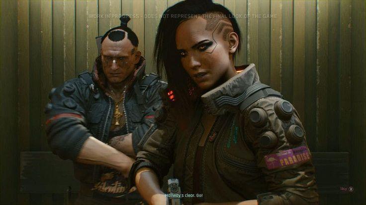 14 Cyberpunk 2077 Jackie Welles Wallpaper   CyberPunk