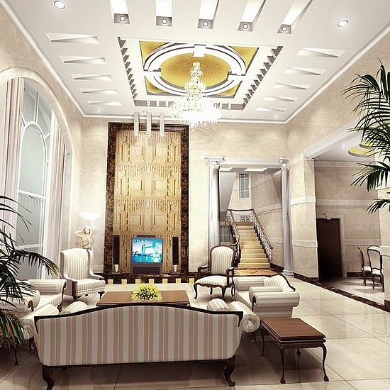 Luxury Living Homes With Home Interior Design Pictures