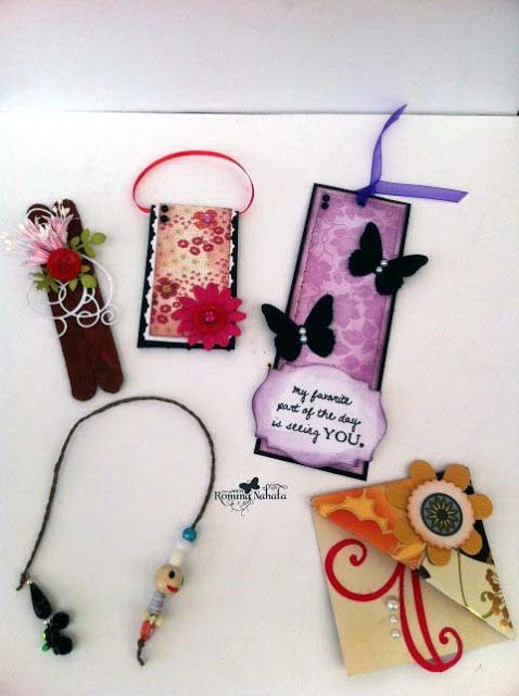Bookmarks By Romina