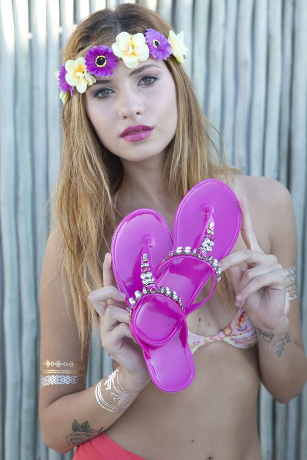 Let you inspire Le Sabbioline #EmanuelaBiffoli #summer #hawaii #flipflop