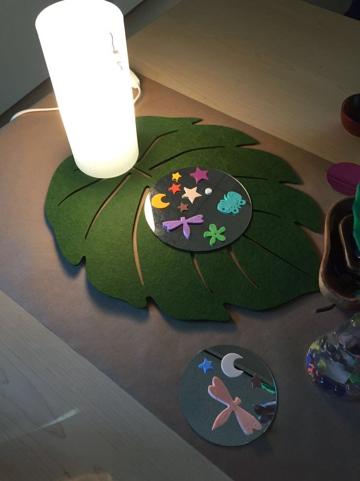 The light is so smooth and the small loose parts as so cute.