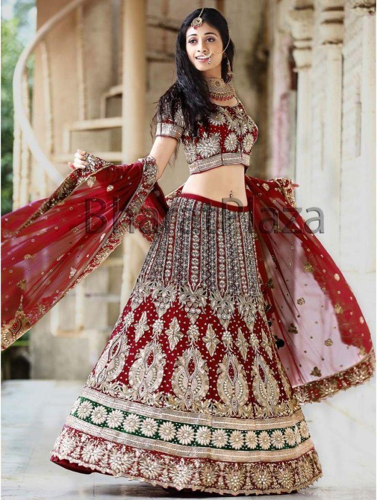Lehenga Choli Fashion Latest Collection 2016  (7)