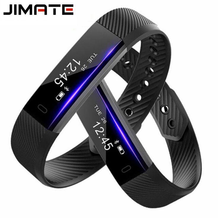 [US $16.17] & Jimate ID115 Smart Bracelet Band Sleep Activity Fitness Tracker Alarm Clock Pedometer  #activity #alarm #band #bracelet #clock #fitness #id115 #jimate #pedometer #sleep #smart #tracker
