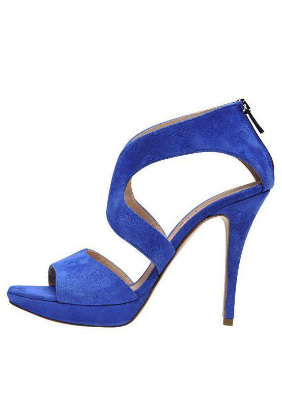 Evita Shoes Sandalen blue royal online kopen. High HeelRoyalsBlueWedding ...