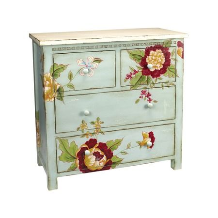 I pinned this Flora and Fauna Chest from the Bohemian Chic event at Joss and Main!
