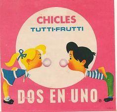 Chicles Dos en Uno (L.Q.L.)