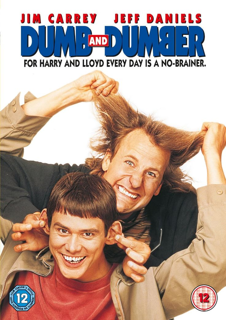 Dumb en Dumber is een comedy film