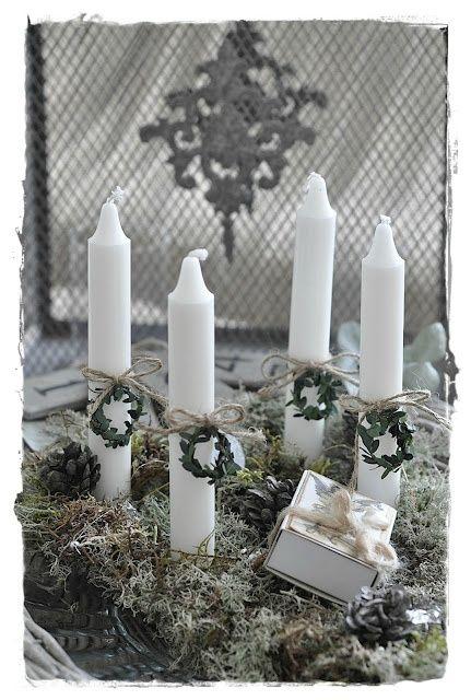 Next year's Advent wreath