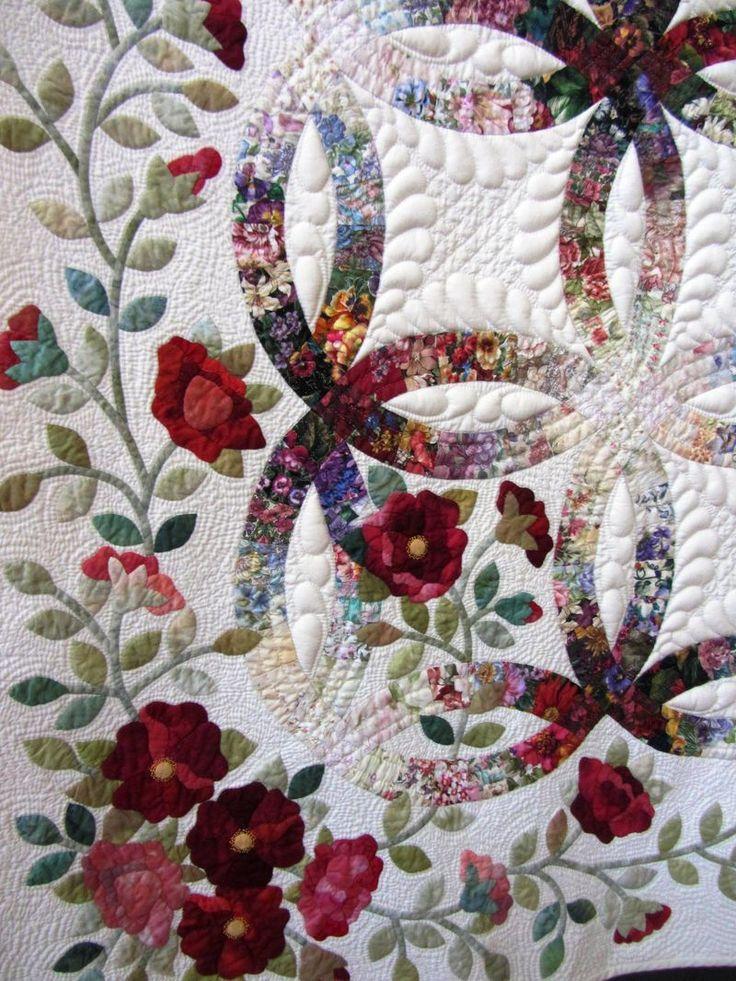 190 Best Images About Applique Quilts On Pinterest