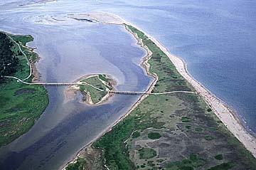 Kouchibouguac National Park Beach, New Brunswick, Canada