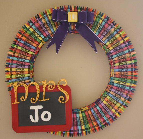 Such a cute idea for a teacher gift!!