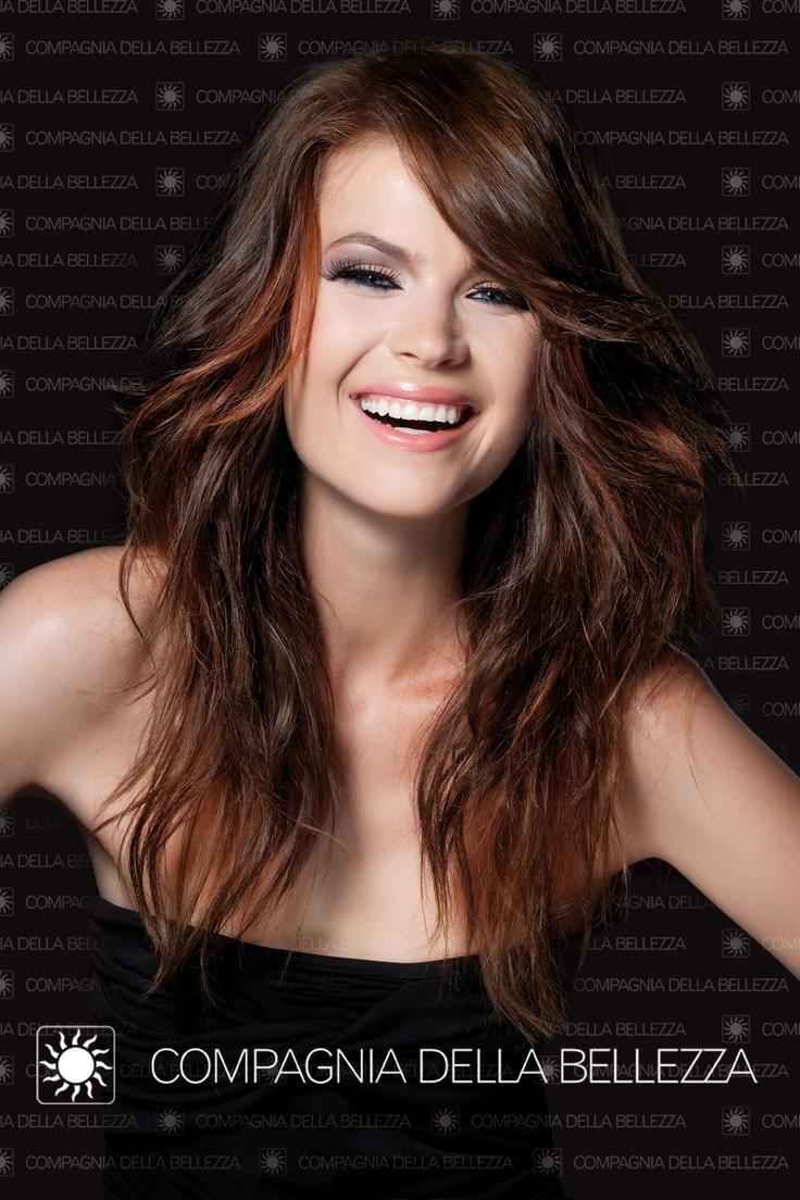 #brunette. Sunshine Fard Cuor di Albicocca by Compagnia della Bellezza.
