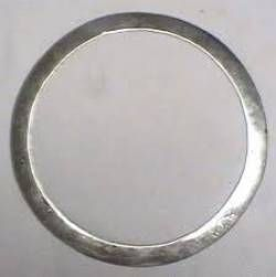 A traditional Indian weapon, the chakram was a steel or bronze circular-edged disc thrown at enemy soldiers. They could also be used in close quarters combat, and came in a range of sizes, from ones that went around the wrist to much larger.