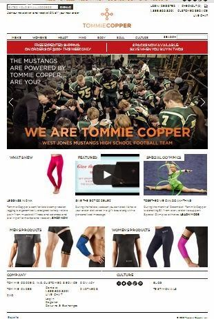 Tommie Copper Reviews scam or legit
