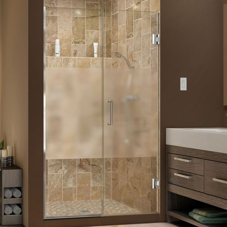 1000 ideas about frosted glass door on pinterest - Frosted glass interior bathroom doors ...