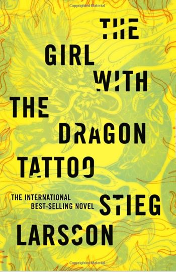 The Girl With the Dragon Tatoo: Worth Reading, Dragontattoo, Book Worth, Stieglarsson, Stieg Larsson, Favorite Book, Good Book, Book Jackets, Dragon Tattoo