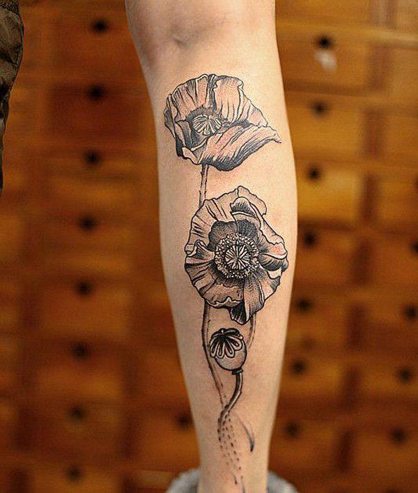 28 Poppy Tattoos Designs Ideas: Best 25+ Poppies Tattoo Ideas On Pinterest