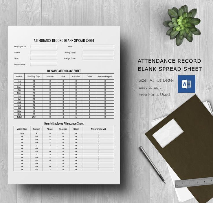 Blank Spreadsheet Template bill Pinterest - blank spreadsheet template