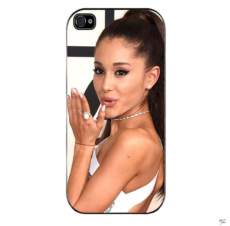 new ariana grande style for iphone 4,4s,5,5s,5c,6 samsung galaxy S3,S4,S5 case #UnbrandedGeneric