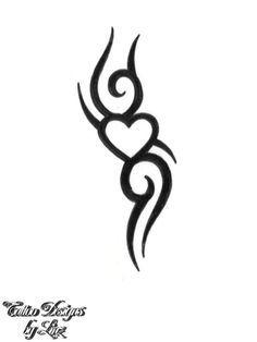 Women Tribal Tattoos on Pinterest