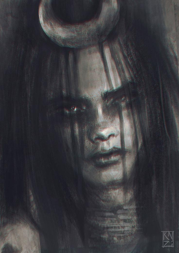 enchantress fan art - Pesquisa Google