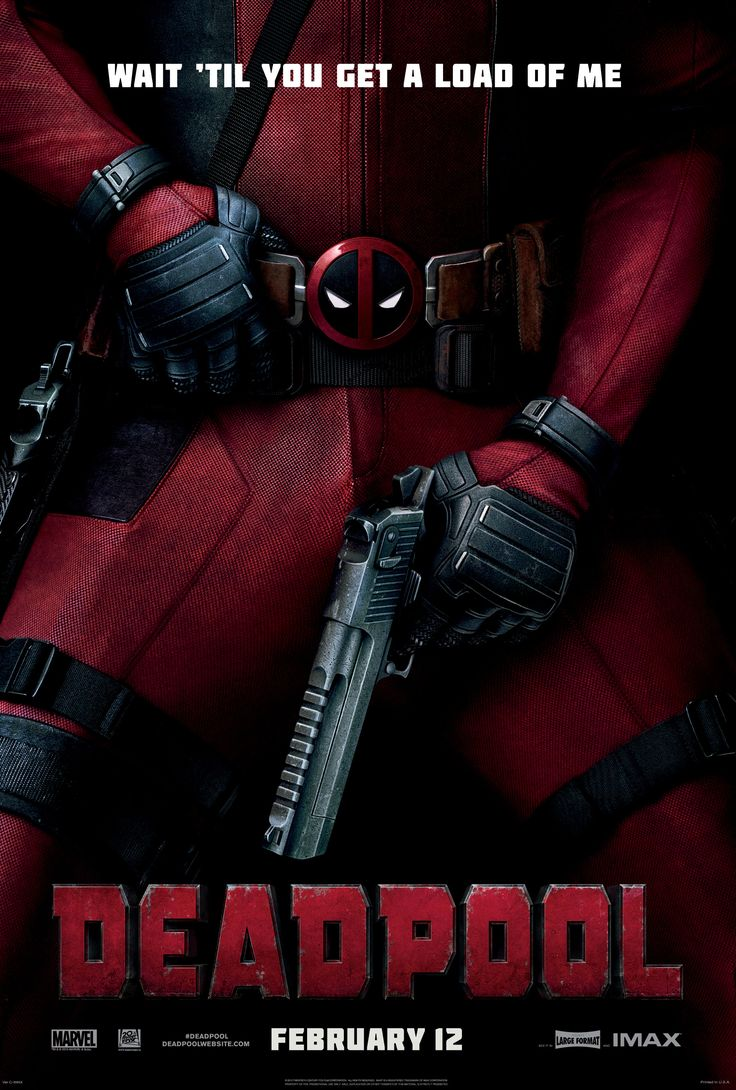 Coming soon! Deadpool is in theaters February 12, 2016. Stay up-to