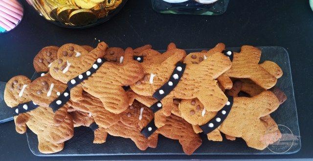 Star Wars Wookie Cookie