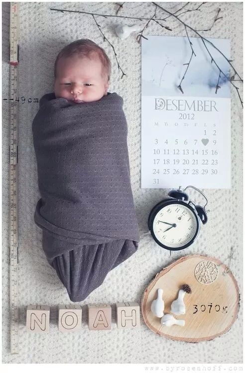14 Baby Announcements as Beautiful as Your Bundle of Joy