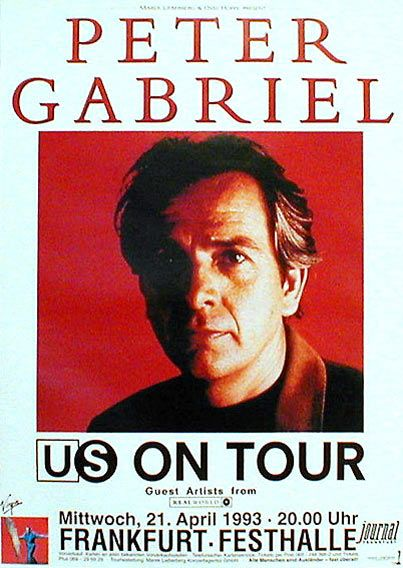 Peter Gabriel '93
