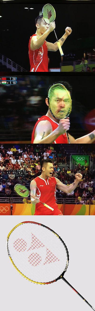 Other Racquet Sport Accs 159161: 2016 Rio Olympic Yonex Voltric Lin Dan Ld Force Vtld-F Badminton Racquet Racket BUY IT NOW ONLY: $159.0