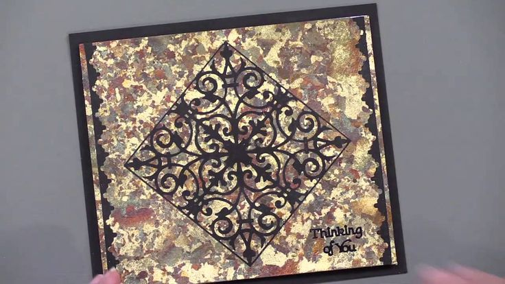 Gilding Flakes - Paper Wishes Weekly Webisodes