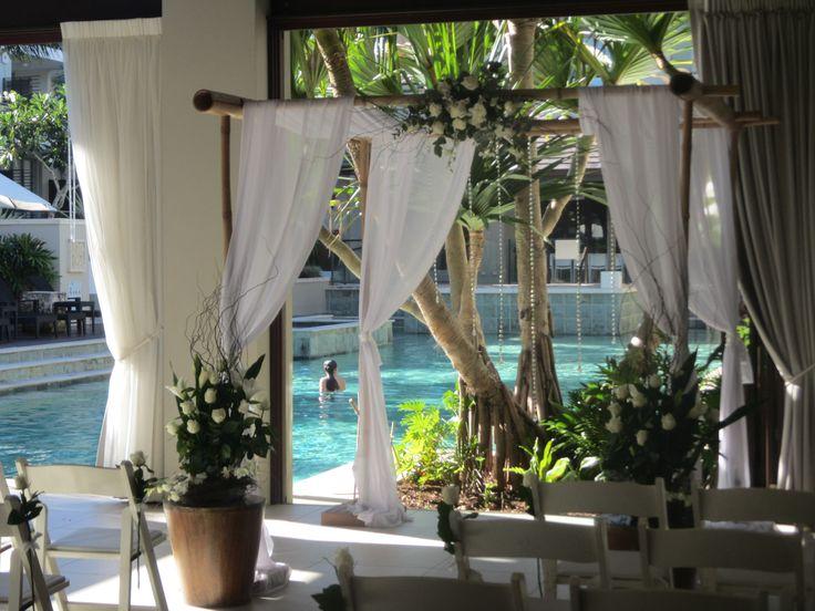 Santai retreat wedding perfect for elopements and small ceremonies www.circleofloveweddings.com.au