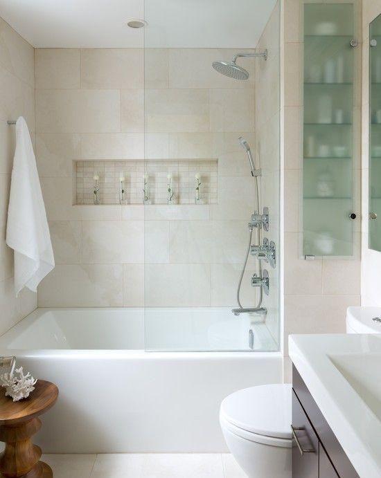Einfache und kleine Badezimmer Zuhause Pinterest